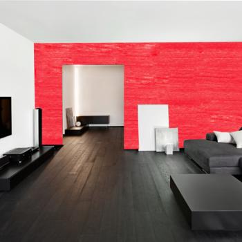 Peinture effet sable rouge shambala 100% Déco