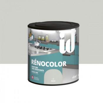 Peinture Id Déco multi-support rénocolor haute résistance inox brillant 0,5L