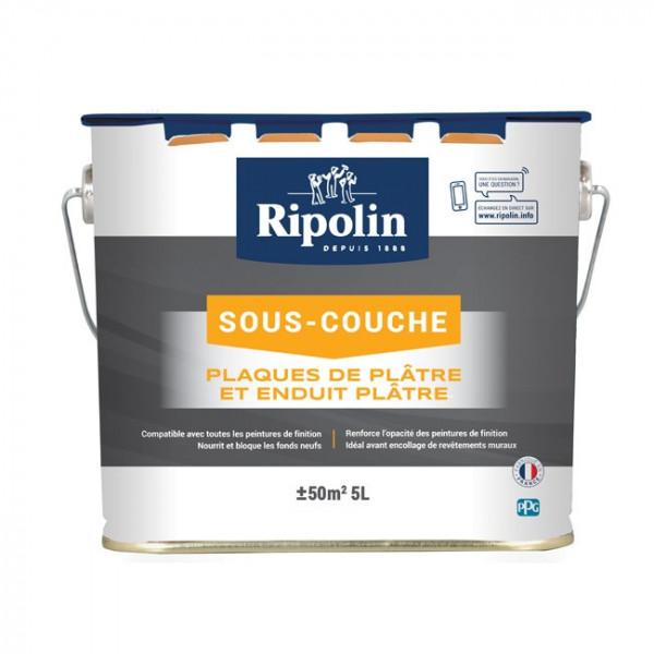Sous-couche Ripolin spéciale plâtre...