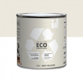 Peinture Eco responsable craie mat 0,5L