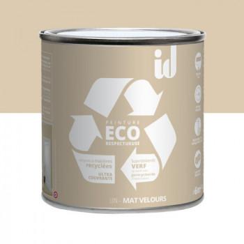 Peinture Eco responsable lin mat 0,5L