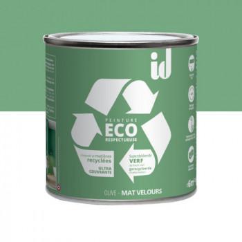 Peinture Eco responsable olive mat 0,5L