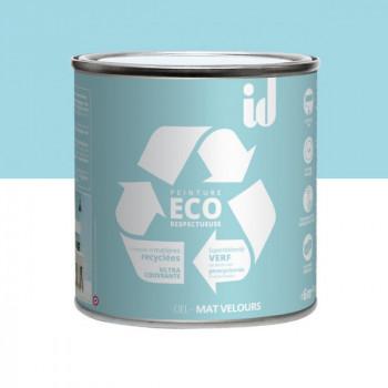 Peinture Eco responsable ciel mat 0,5L