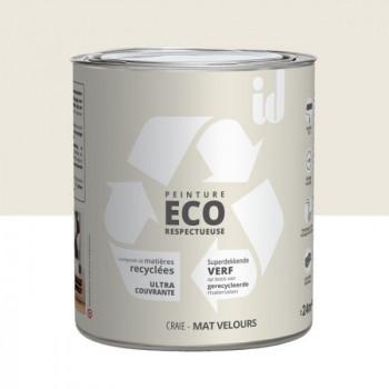 Peinture Eco responsable craie mat 2L