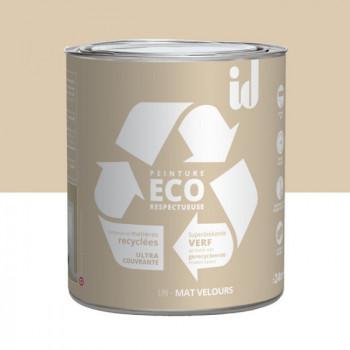 Peinture Eco responsable lin mat 2L