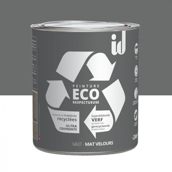 Peinture Eco responsable gris galet...