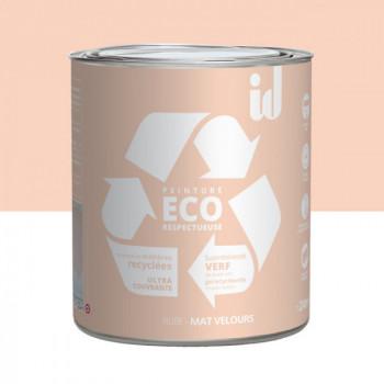 Peinture Eco responsable nude mat 2L