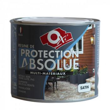 Résine de protection absolue multi-matériaux