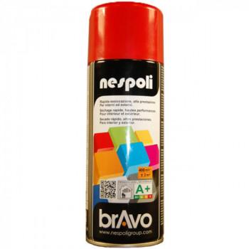 Peinture Bravo Spray aérosol multi-supports rouge chine 400 ML