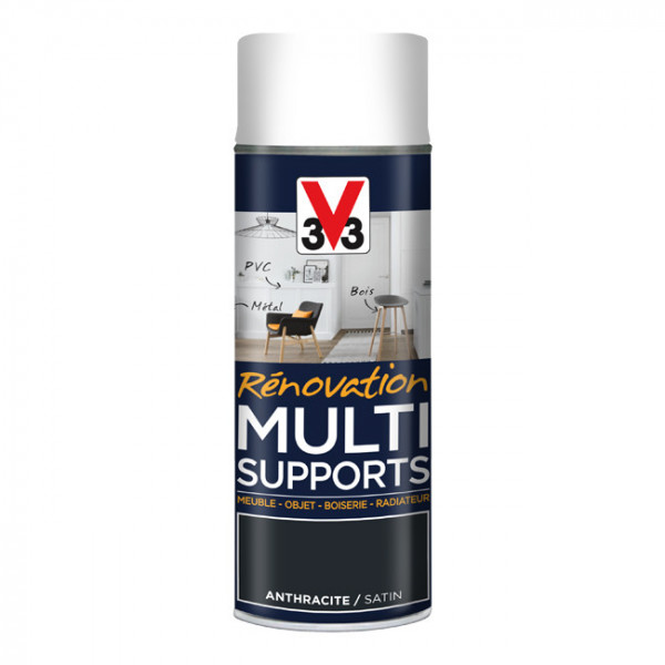 Aérosol V33 multi-supports anthracite...