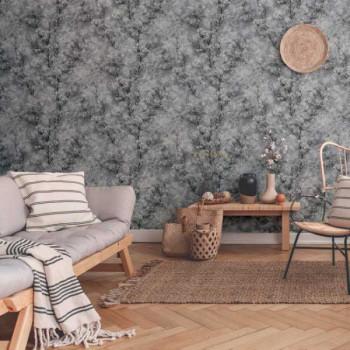 Papier peint intissé fleurs de cerisier COSY & RELAX