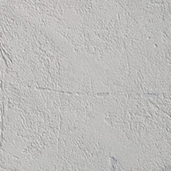 Papier peint effet béton blanc mat