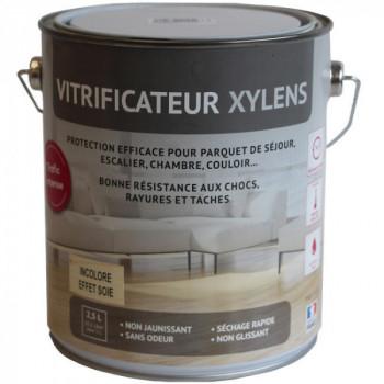 Vitrificateur Xylens effet soie incolore brillant 2,5 L