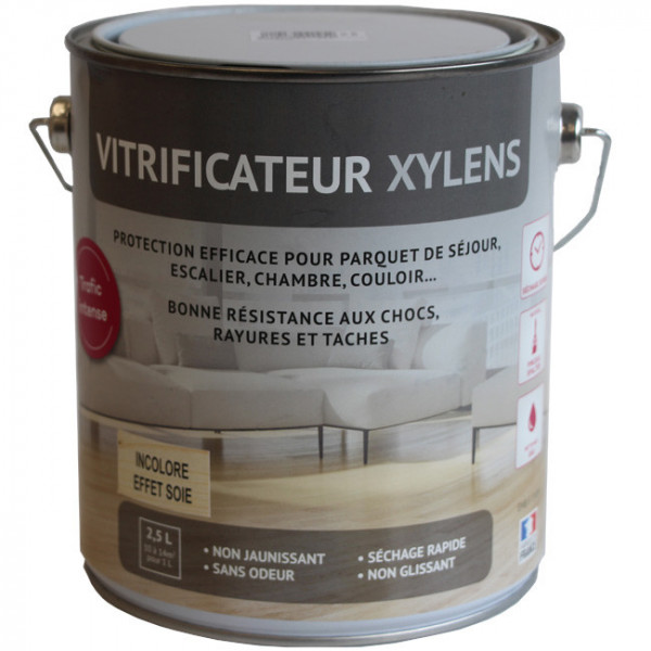 Vitrificateur Xylens effet soie...