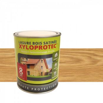 Lasure bois Xyloprotec chêne clair satin 0,75L