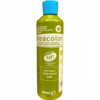 Colorant Idéacolor ultra concentré vert frais 250 ml