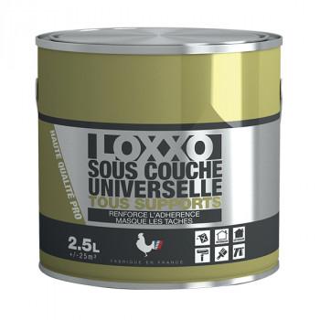 Sous-couche Loxxo universelle blanc mat 2,5 L