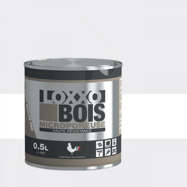 Peinture LOXXO bois blanc satin 0.5L