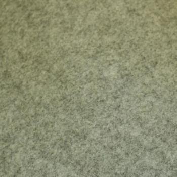 Tissu feutrine gris chiné 180 cm