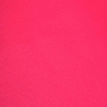 Tissu feutrine rose fuschia 180 cm