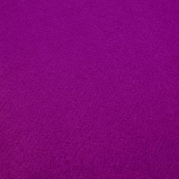 Tissu feutrine prune 180 cm