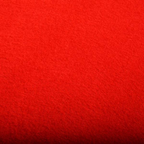 Tissu feutrine rouge 180 cm