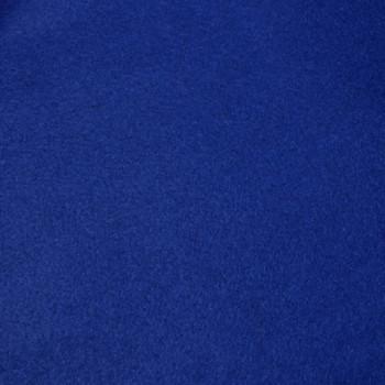 Tissu feutrine bleu 180 cm