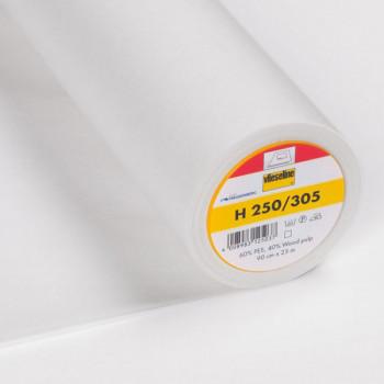 Tissu thermocollant blanc 90 cm