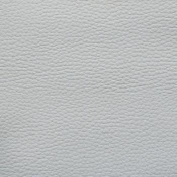 Tissu simili cuir blanc 140 cm