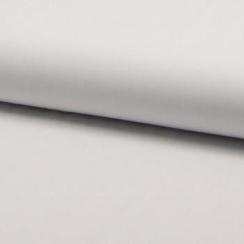 Tissu viscose uni blanc 140 cm
