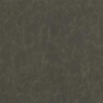 Tissu simili cuir vert olive effet marbré 140 cm