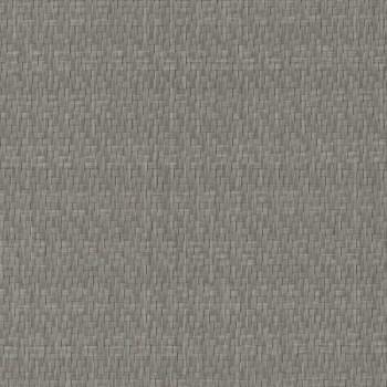 Tissu simili cuir gris effet canné 140 cm