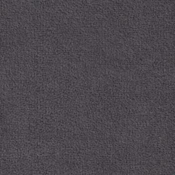 Tissu suédine alcantara occultant taupe 140 cm
