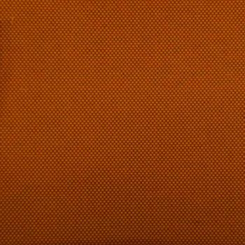 Tissu bachette uni orange cuivre 140 cm