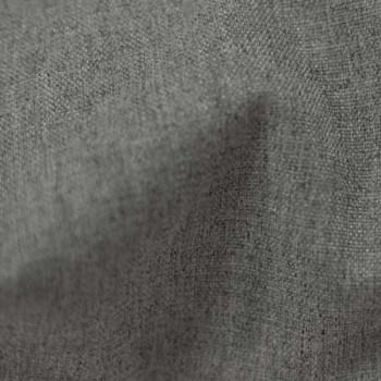 Tissu toile occultant gris foncé effet chiné 150 cm