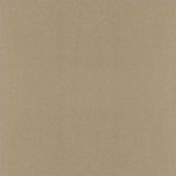 Tissu velours double laine occultant uni beige 140 cm