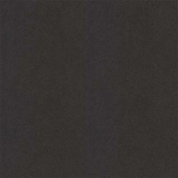Tissu velours double laine occultant uni noir 140 cm