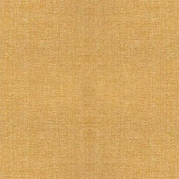 Tissu toile effet chiné occultant jaune safran 140 cm