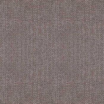 Tissu toile effet chiné occultant taupe 140 cm