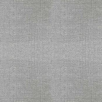 Tissu toile effet chiné occultant gris clair 140 cm