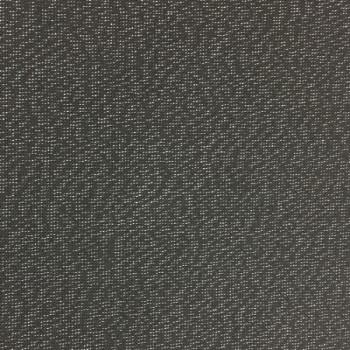 Tissu enduit gris pailleté 160 cm