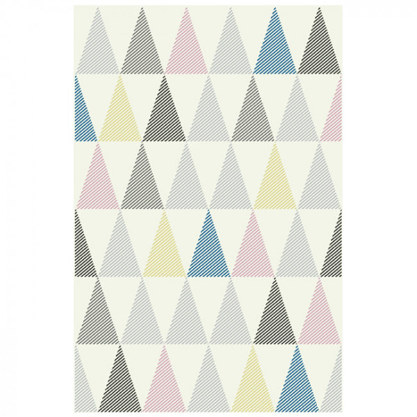 Tapis berbère motif triangles 120 x...