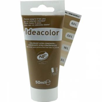 Colorant Idéacolor ultra concentré sienne naturel 50 ml