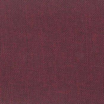 Tissu uni chiné bordeaux 145 cm