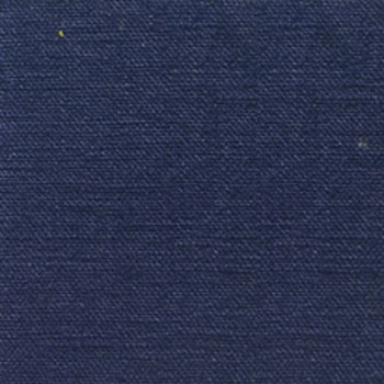 Tissu toile de lin lavé indigo 145 cm