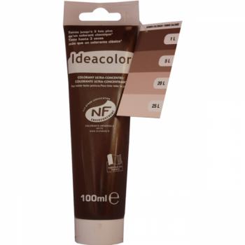Colorant Idéacolor ultra concentré ombre calcinée 100 ml