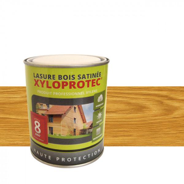 Lasure bois Xyloprotec chêne doré...