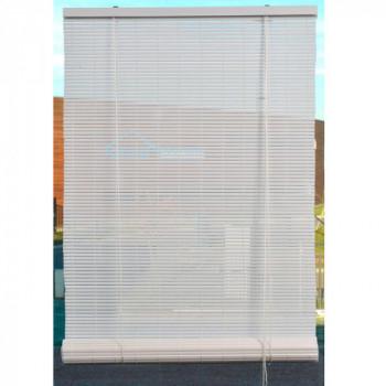 Store enrouleur jour/nuit blanc 90 x 180 cm
