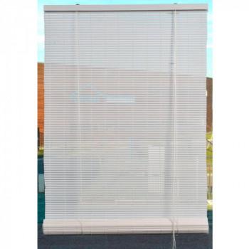 Store enrouleur jour/nuit blanc 120 x 180 cm