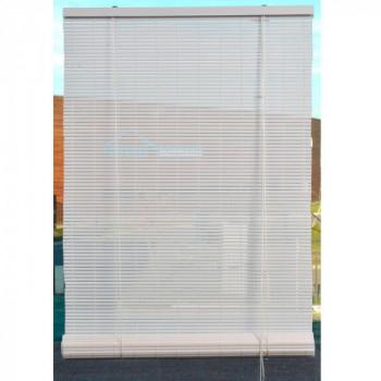 Store enrouleur jour/nuit blanc 150 x 180 cm